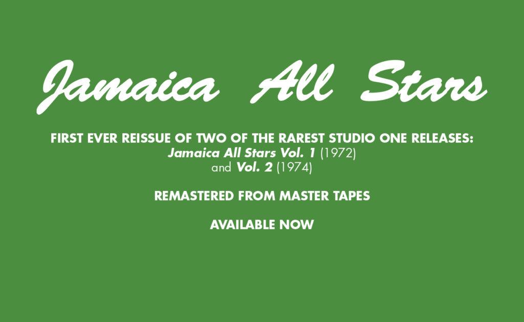 Home - Studio One Records- Jamaican